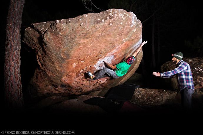 Quarta-Feira Fotos. Albarracin, Monos Sit